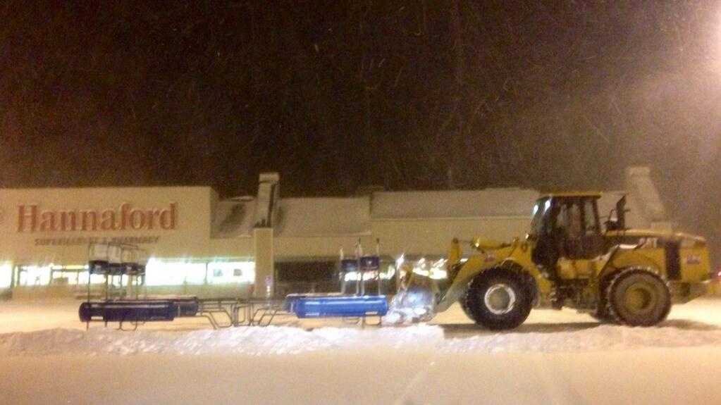 Hanover Snow 012214