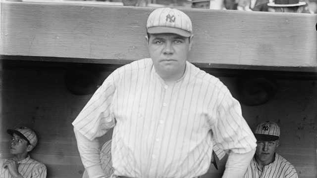 Babe Ruth, 1921 New York Yankees