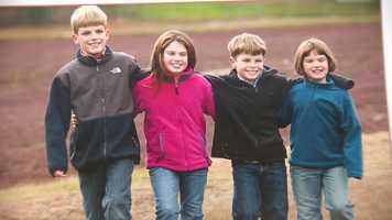 Chet Curtis' grandchildren