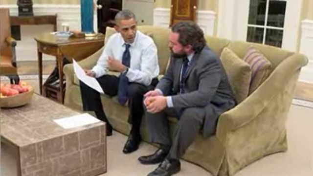 Obama writes SOTU speech