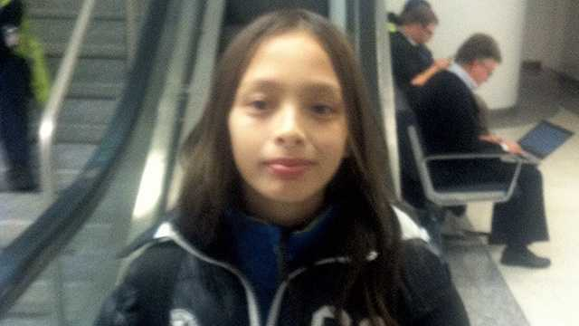 Amber alert issued for 12-year-old boy