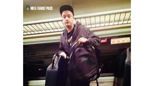 Rockport lewd act MBTA