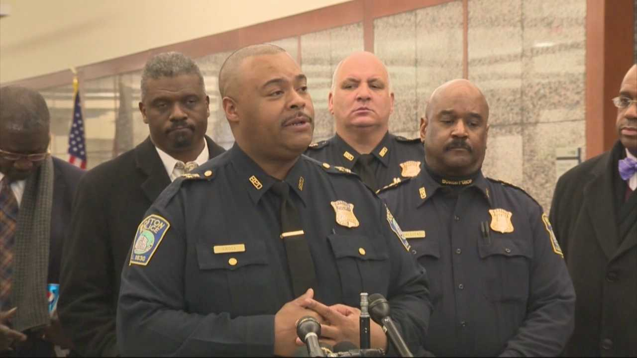 Boston police, community leaders look for new ways to stop violence