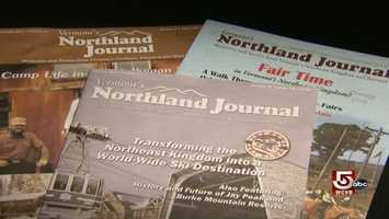 Stenger's Northland Journal is a magazine that chronicles life in the Northeast Kingdom.
