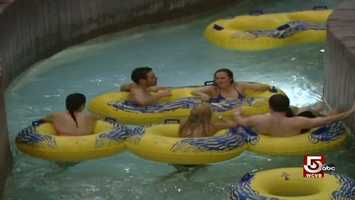The Pump House is Jay Peak's new $25,000,000 Water Park.