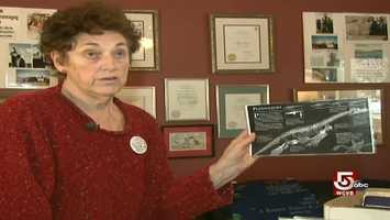 Barbara Malloy has collected scores of sightings, dating back to the 1800's. She claims nine personal sightings.