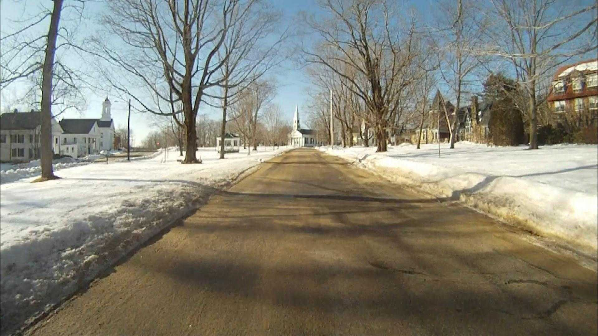 Friday, February 7: Main Streets and Back Roads: Petersham, Mass.
