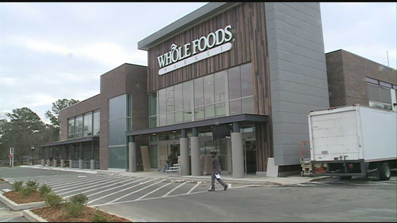 Whole Foods gives tours