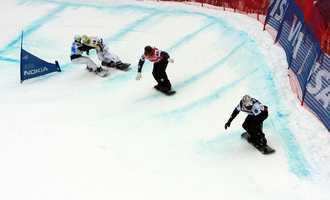 Alex Deibold, of Manchester, Vt., is a snowboarder.