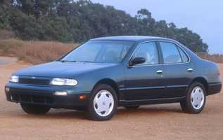 Authorities said the car that they drove off in is a black 1994 Nissan Altima (similar to this one) with Pennsylvania license plate: JJG 8170.