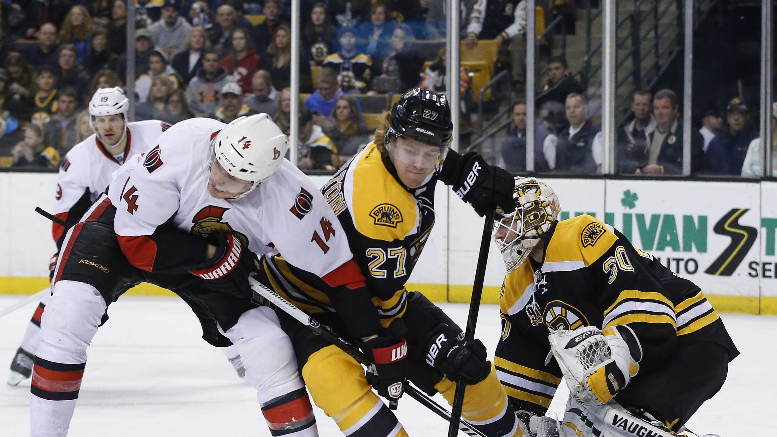 Bruins hamilton senators 020814