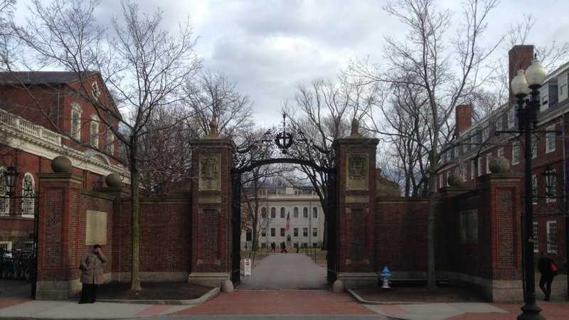 Harvard university generic