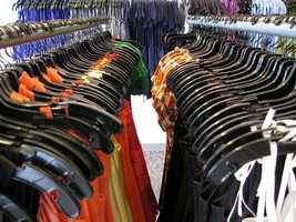3.) Shopping