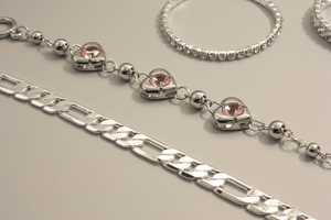 4.) Jewelry