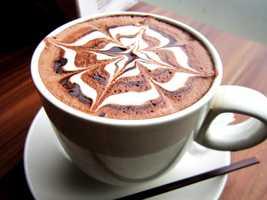 7.) Coffee