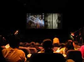10.) Movie tickets