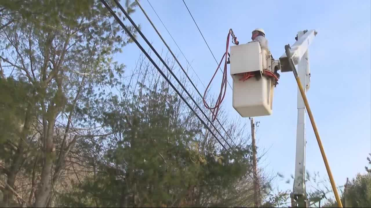 Utility companies gear up for Thursday storm