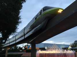 And don't forget the Monorail! It connects Magic Kingdom, Epcot, the Transportation Center and some resorts.