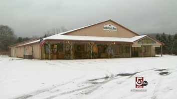 At this Dalton location, Aleisha and Brian Gibbons launched Berkshire Organics.