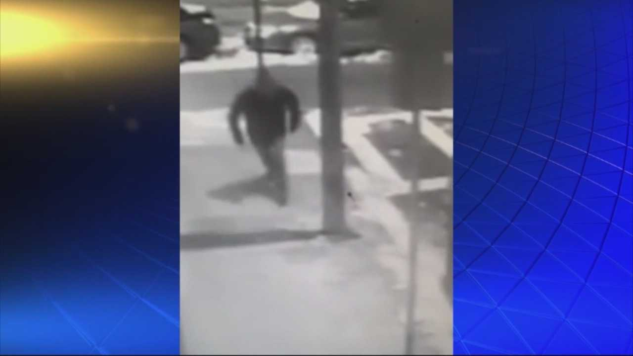 Police look for man in North End attack video