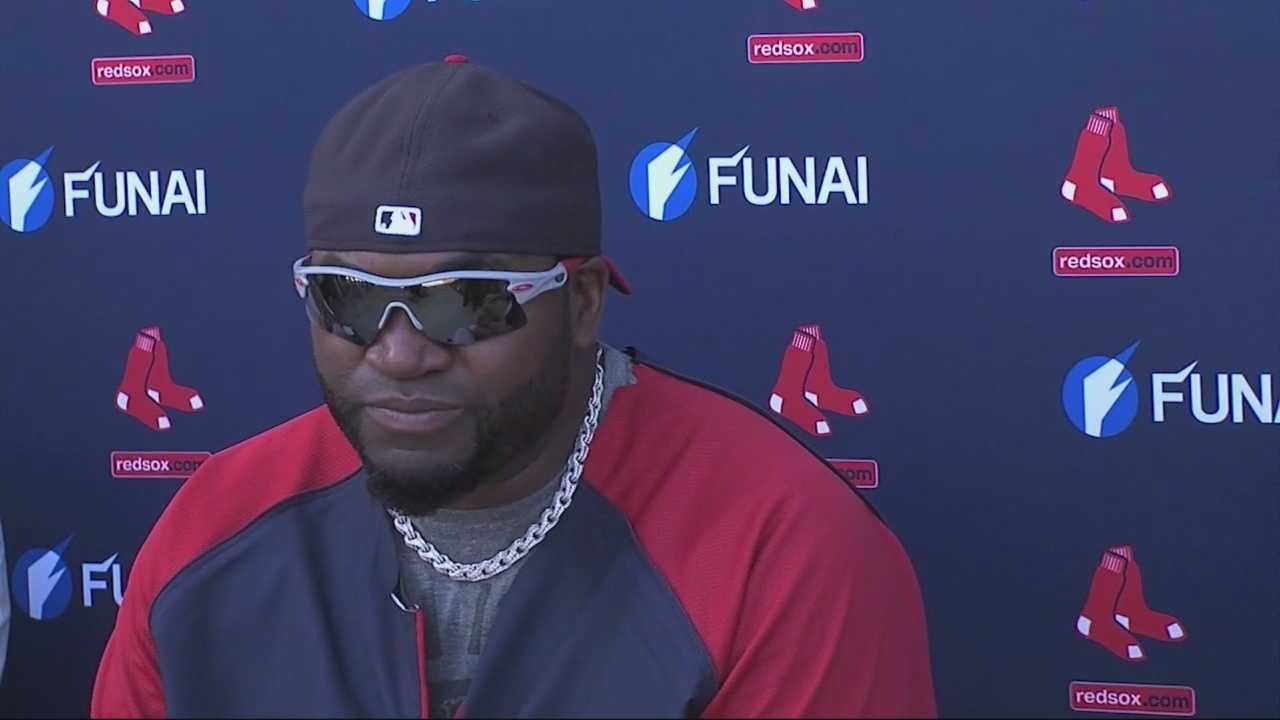 David Ortiz wants 1-year contract extension
