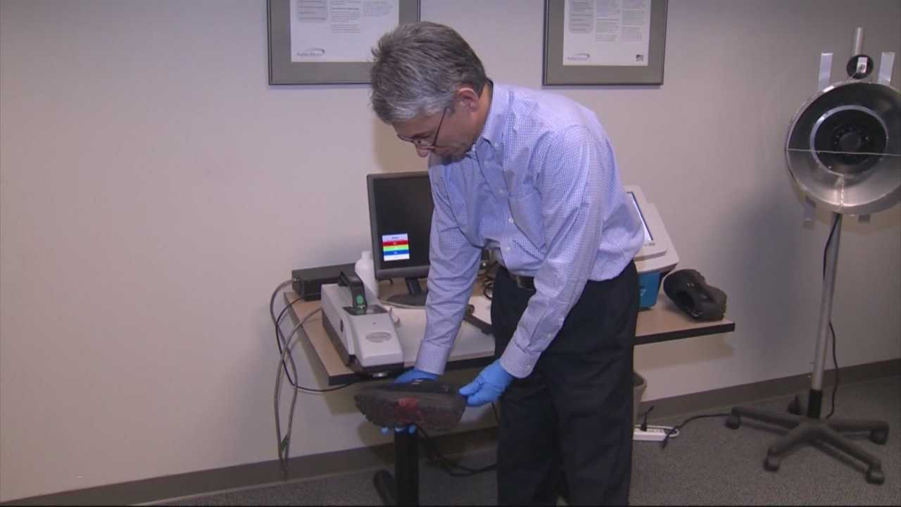 Local company builds device to detect explosives