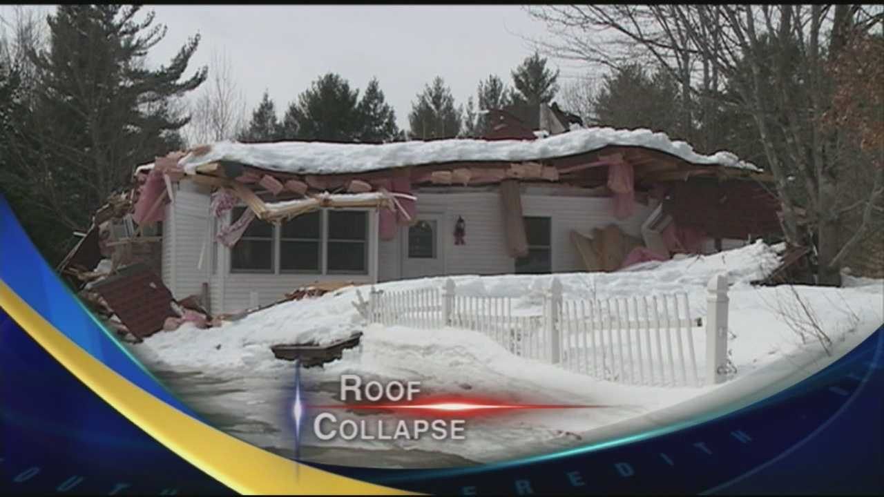 Henniker Roof Collapse