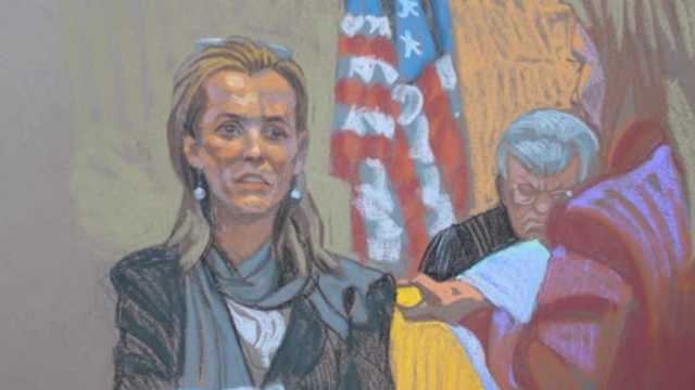 Kerry Kennedy trial