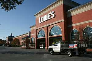 4.) Lowe's (tie)