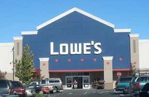 Lowe's North Wilkesboro Hardware was first opened by Anglo-American Lucius S. Lowe in North Wilkesboro, N.C., in 1921.