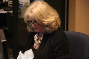 Susan prepares her last newscast.