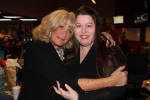Susan with 6 p.m. producer Barb Barnowski.