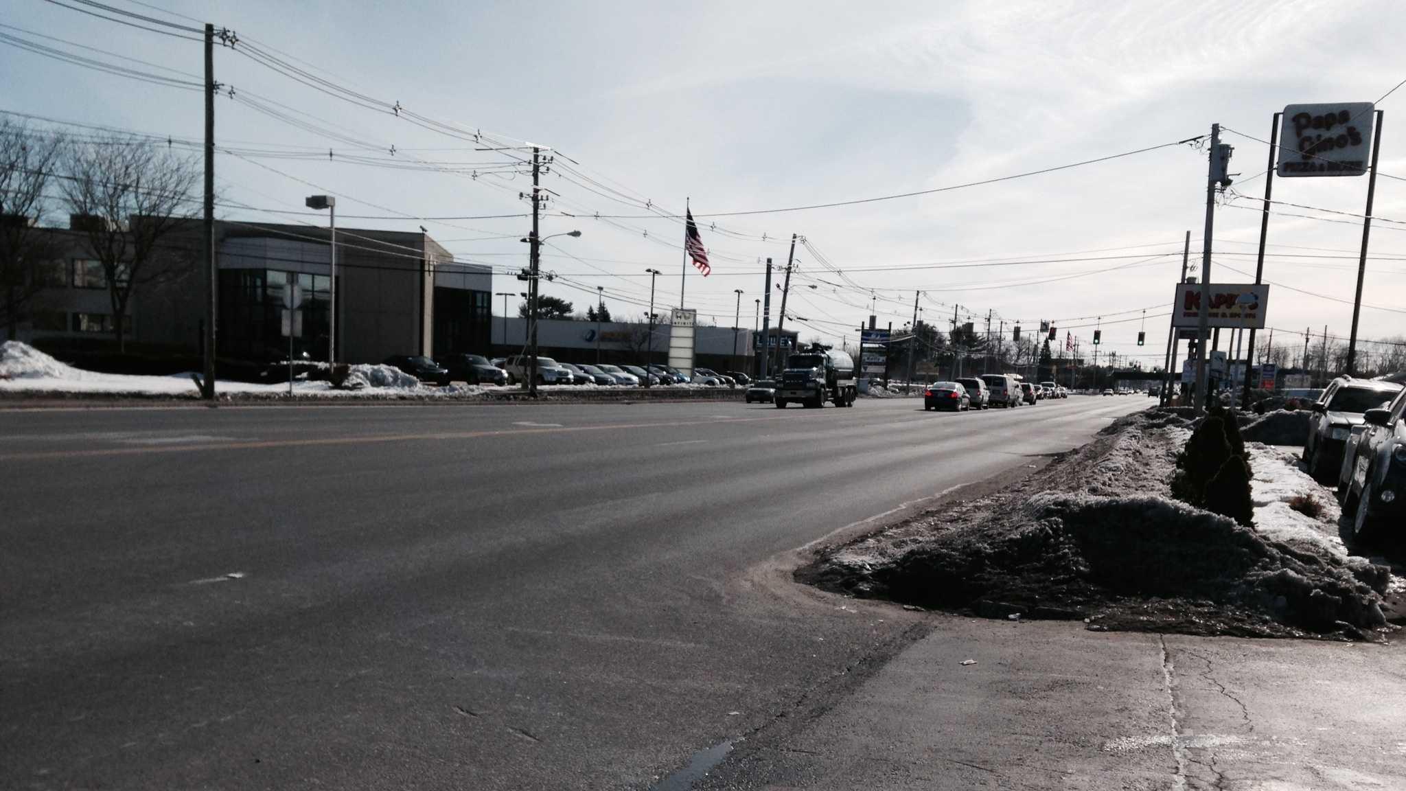 Danvers pedestrian fatal 3.4.14
