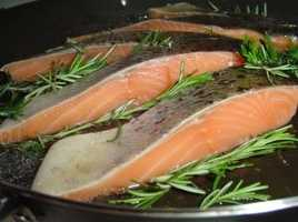 Demand is increasing in the United States and Europe, and that may raise the price of salmon 10 to 15 percent.