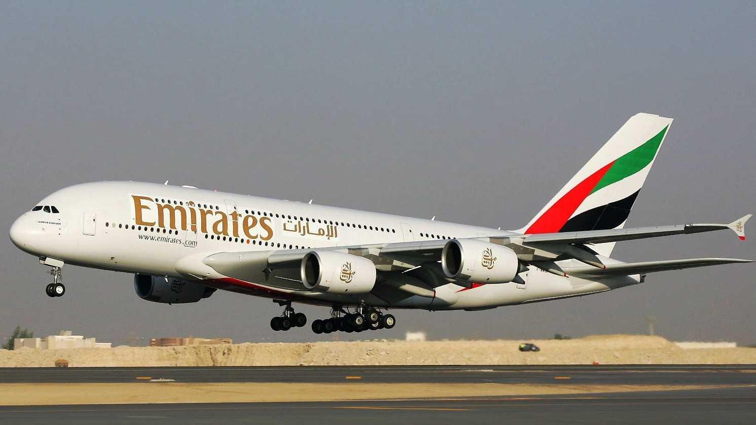 Emirates Airline good still 3.9.14
