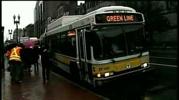 Here is a look at some other Green Line incidents in recent years.