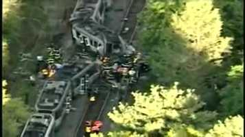At first the crash was blamed on Edmonds, who allegedly was using a cell phone while operating the train.