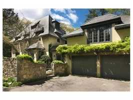 2 Willow Road is on the market in Weston for $2.7 million.