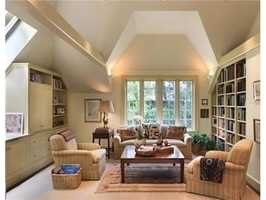 The home has more than 5,200 square feet of living space.