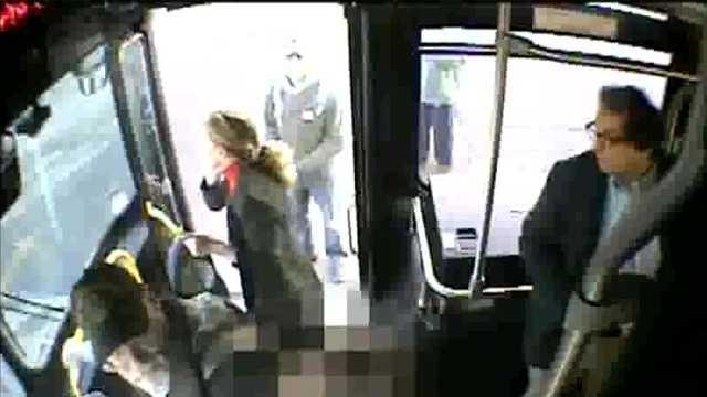 MBTA Bus Driver Seizure 3.13.14