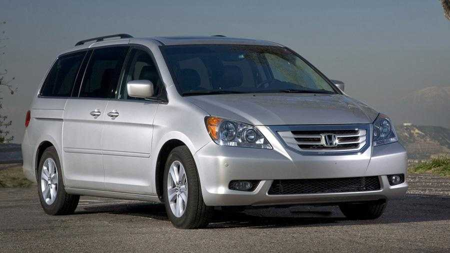 Honda Odyssey Minivan 3.1.14