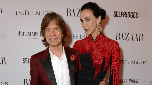 Mick Jagger L'Wren Scott 3.17.14 new