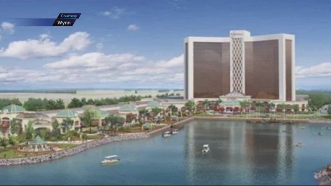 Boston claims power over Revere, Everett casinos