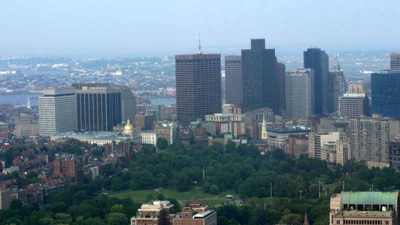 Generic  city of Boston