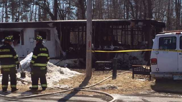 Seabrook fire