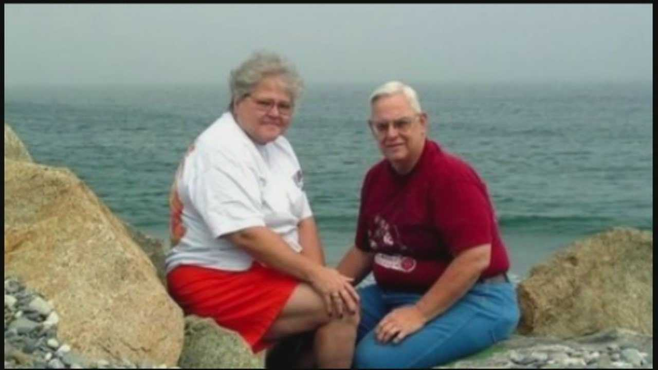 Identities released of couple killed in explosion