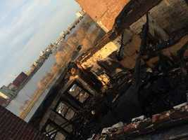 The fire at 298 Beacon St. killed Lt. Ed Walsh and firefighter Mike Kennedy.