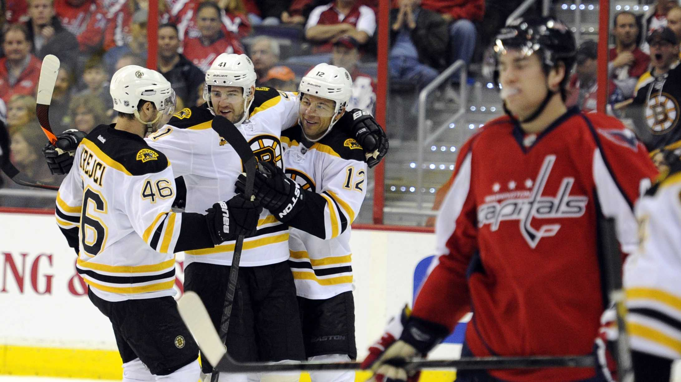 Bruins Capitals 032914