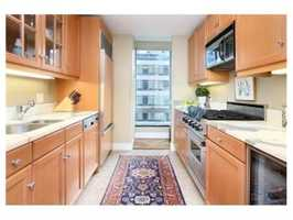 1 Avery St. #14B is on the market in Boston for $1.6 million.