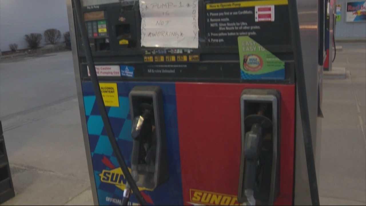 Fitchburg fuel mishap